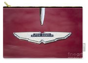 1957 Aston Martin Carry-all Pouch