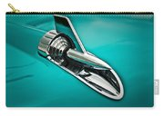 1957 Bel Air Hood Ornament Carry-all Pouch