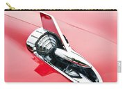 1957 Chevrolet Bel Air Hood Ornament Carry-all Pouch