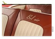 1957 Chevrolet Bel Air Seats Carry-all Pouch
