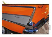 1957 Chevrolet Belair Coupe Tail Fin Carry-all Pouch