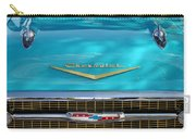 1957 Chevrolet Belair Grille 2 Carry-all Pouch
