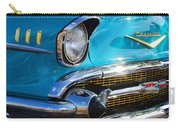 1957 Chevrolet Belair Grille Carry-all Pouch