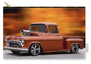 1957 Chevrolet Stepside Pickup Ll Carry-all Pouch