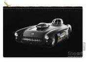 1957 Corvette Drag Car Carry-all Pouch