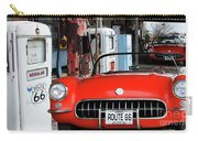 1957 Corvette Hackberry Arizona 2 Carry-all Pouch
