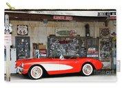 1957 Corvette Hackberry Arizona Carry-all Pouch