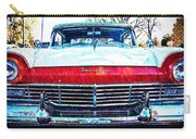 1957 Ford Fairlane Carry-all Pouch