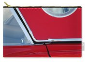 1957 Ford Thunderbird  Carry-all Pouch
