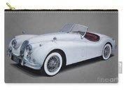 1957 Jaguar Xk140 Carry-all Pouch