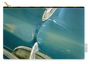 1957 Oldsmobile Hood Ornament 5 Carry-all Pouch