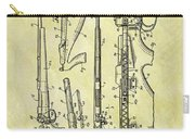 1957 Rifle Patent Carry-all Pouch