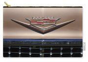 1958 Cadillac Eldorado Barritz Emblem Carry-all Pouch