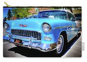 1955 Chevy Baby Blue Carry-all Pouch