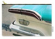 1958 Edsel Pacer Tail Light Carry-all Pouch