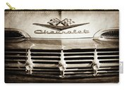 1959 Chevrolet Impala Grille Emblem -1014s Carry-all Pouch