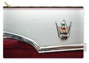 1959 Dodge Custom Royal Super D 500 Emblem Carry-all Pouch