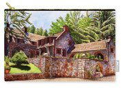#196 Bourn Cottage Carry-all Pouch