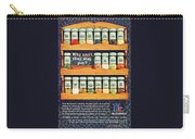 1960 70 Spice Rack Carry-all Pouch