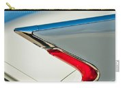 1960 Cadillac Eldorado Biarritz Convertible Taillight Carry-all Pouch by Jill Reger