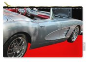 1960 Corvette Convertible Carry-all Pouch