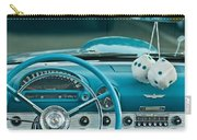 1960 Ford Thunderbird Dash Carry-all Pouch