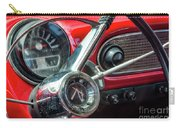 1960 Rambler Dashboard Carry-all Pouch