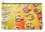 1960s Peace Movement Carry-all Pouch