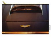 1961 Aston Martin Db4 Coupe Emblem Carry-all Pouch