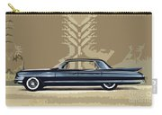 1961 Cadillac Fleetwood Sixty-special Carry-all Pouch by Bruce Stanfield