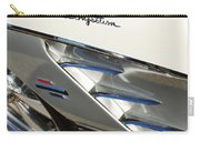 1961 Chevrolet Corvette Abstract Carry-all Pouch