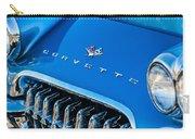 1961 Chevrolet Corvette Zob Grille Carry-all Pouch
