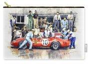 1961 Le Mans 1961 Ferrari 250 Tri Olivier Gendebien Phil Hill Winner  Carry-all Pouch
