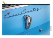 1961 Rambler Cross Country Emblem Carry-all Pouch