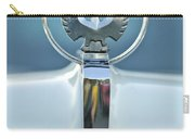 1962 Chrysler Imperial Hood Ornament Carry-all Pouch