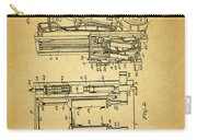1962 Forklift Patent Carry-all Pouch