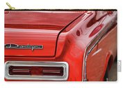 1963 Dodge 426 Ramcharger Max Wedge Carry-all Pouch