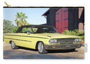 1963 Ford Galaxie 500 Xl Convertible Carry-all Pouch