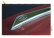 1963 Ford Galaxie Hood Ornament Carry-all Pouch