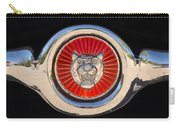 1963 Jaguar Xke Roadster Emblem Carry-all Pouch