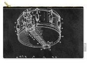 1963 Snare Drum Patent Carry-all Pouch
