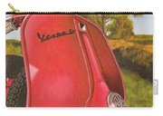 1963 Vespa 50 Carry-all Pouch