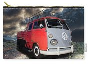 1963 Volkswagen Double Cab Truck Carry-all Pouch