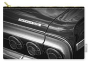 1964 Chevrolet Impala Ss Carry-all Pouch
