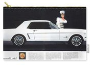 1964 Ford Mustang Muscle Carry-all Pouch