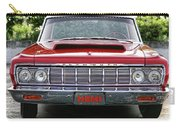 1964 Plymouth Savoy Hemi  Carry-all Pouch
