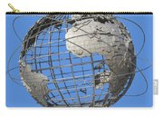 1964 World's Fair Unisphere Carry-all Pouch