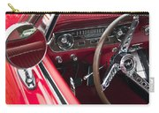 1965 Ford Mustang Fastback Dash Carry-all Pouch