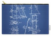 1966 Exercising Device Patent Spbb05_bp Carry-all Pouch