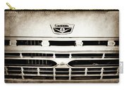 1966 Ford F100 Pickup Truck Grille Emblem -113s Carry-all Pouch